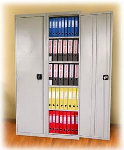 Металлический шкаф архивный ШХА-100